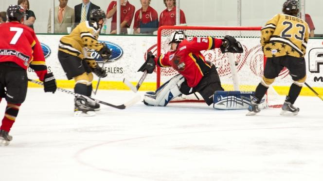 Jutras, six different scorers lead Tornado to victory over IceRays