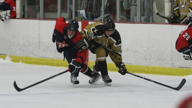 Tornado fall to North Stars in regular season opener, 4-1