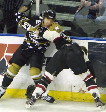 Tornado drop second straight in loss to IceRays