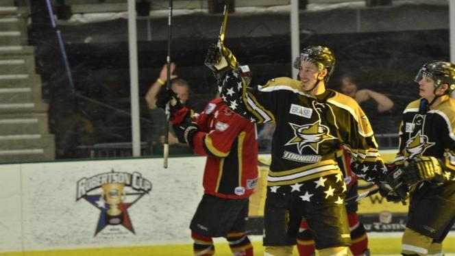 Tornado close out regular season with 6-1 win