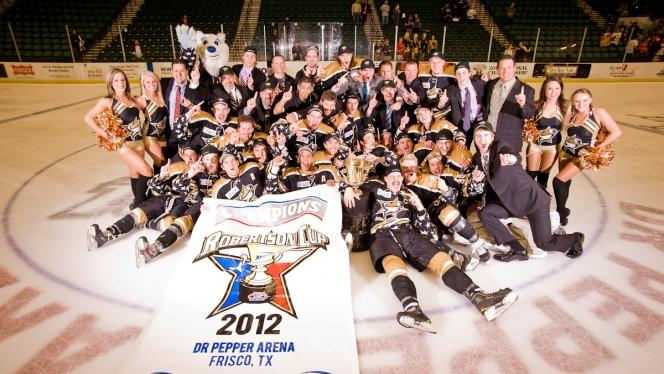 Tornado win franchise's fifth Robertson Cup